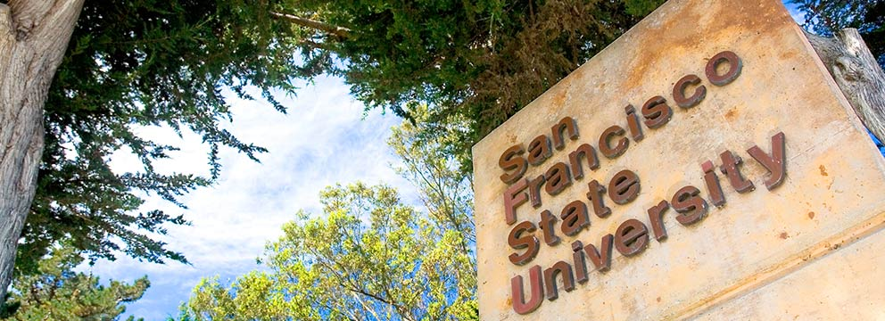Entrance to SF State