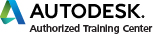 Autodesk Authorized Training Center logo