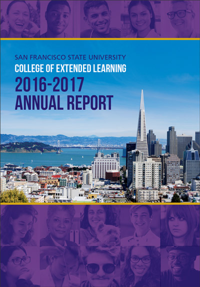 College of Extended Learning Annual Report