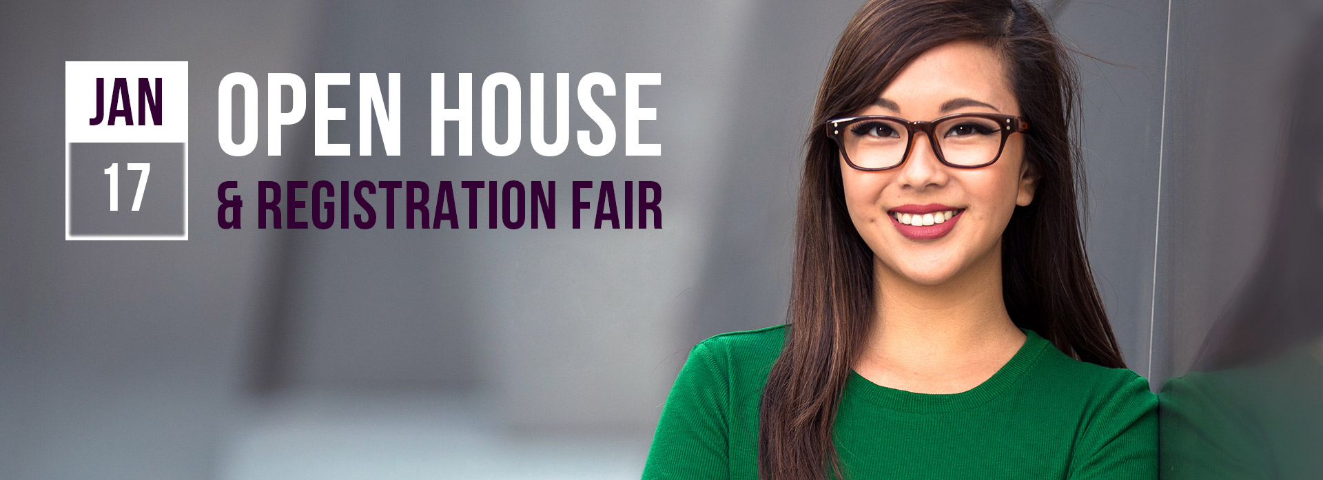 Open House & Registration Fair