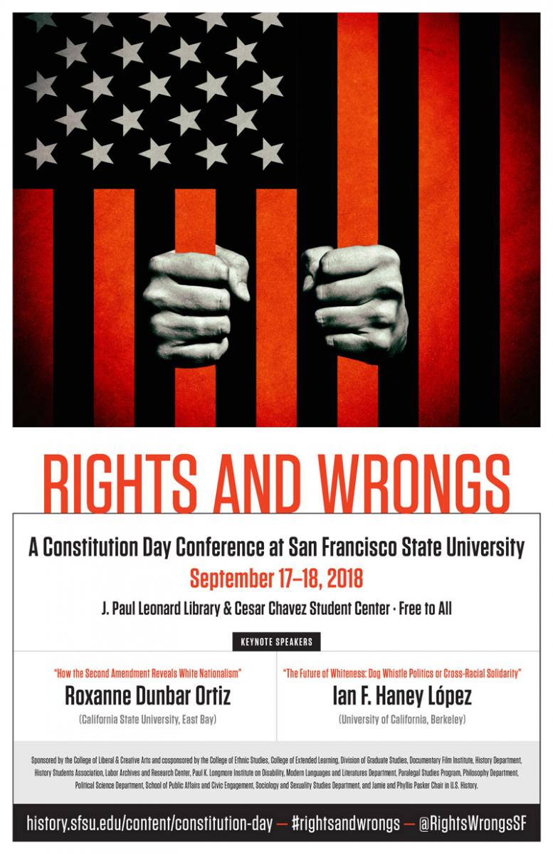 Rights and Wrongs Poster