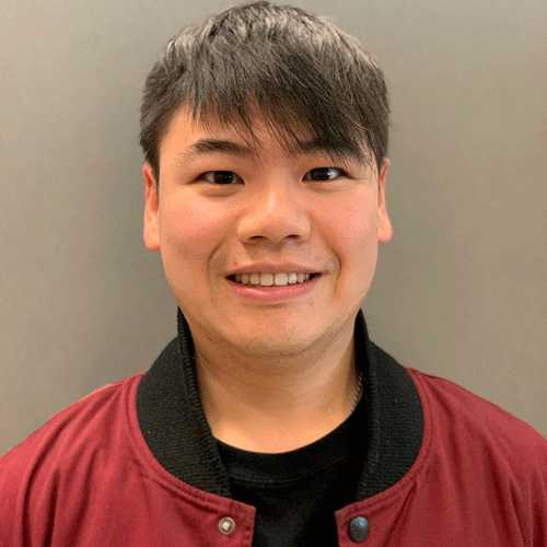 Jin-Wei Lin, International Business and Pre-MBA Student