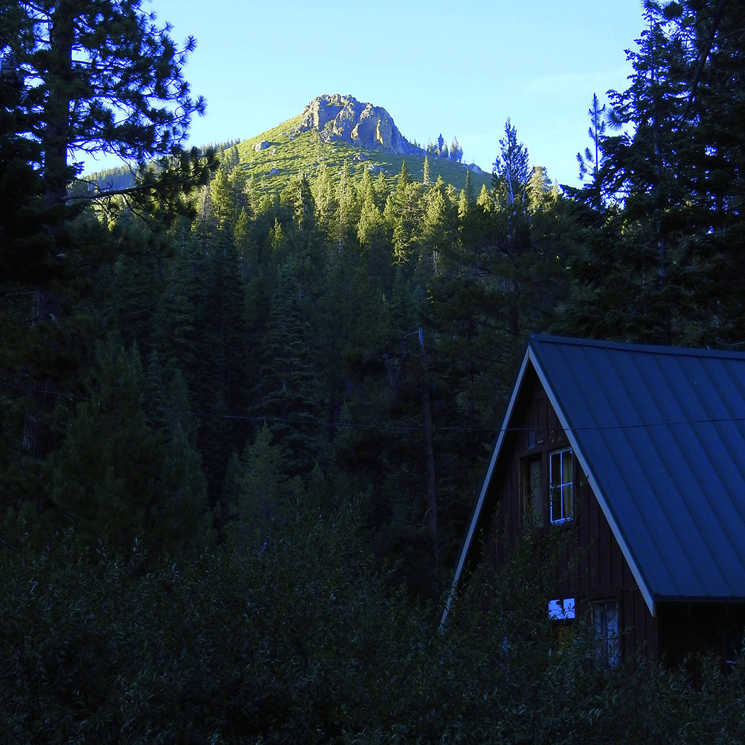 Sierra Nevada Field Campus cabin